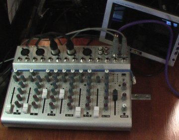 Eurorack Mixer - CLICK for Bigger View