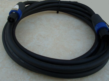 Speakon Neutrik 15 Ft. Cable